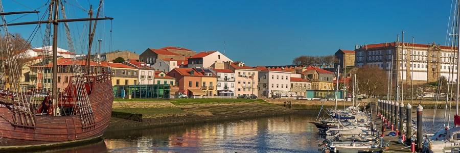 Potential construction place – VIila do Conde, Portugal